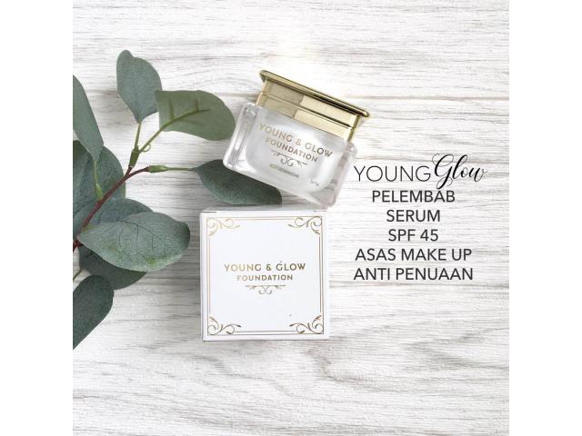 Foundation young and glow mamasab - 1/4