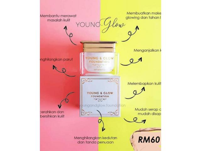 Foundation young and glow mamasab - 2/4